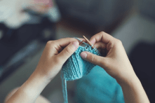 sweater weaving