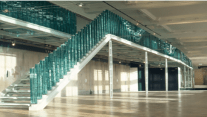 quality glass stairs