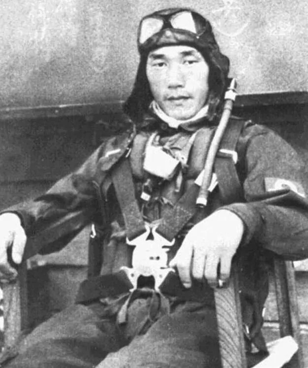 fujita ww2 pilot sharpen-up