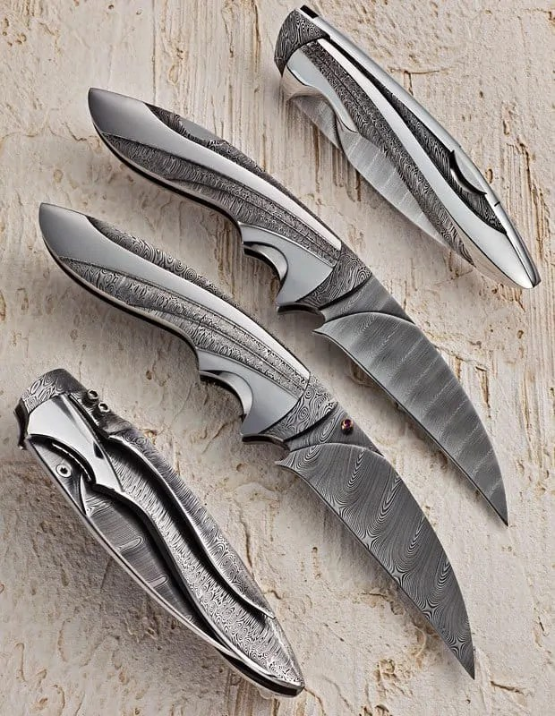 sharpen up pocket knives