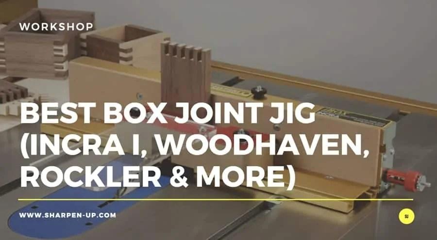 Lock Miter Joint Jig