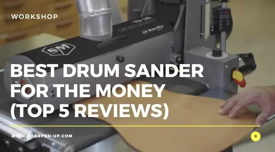 Jet 22 44 Drum Sander Review