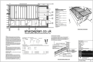 structural calculation beam services Home Extension loft