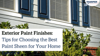 Exterior Paint Finishes: How to Choose the Best Paint ...