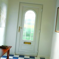 Panelled Front & Rear Doors