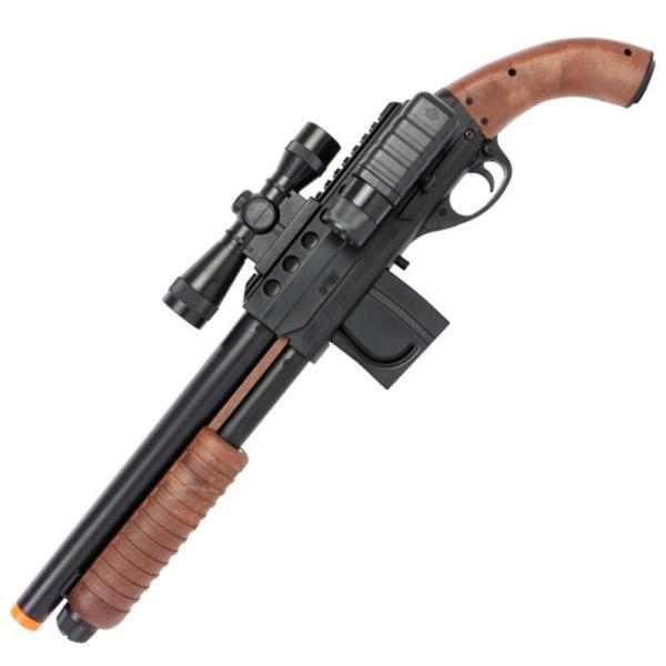 Smith Wesson Pistol Grip Shotgun