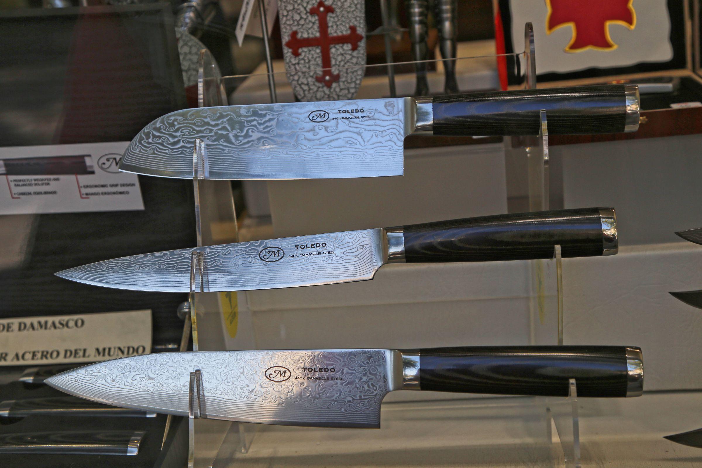 Toledo  Knives