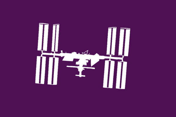 Sharples School Connects to the International Space Station!