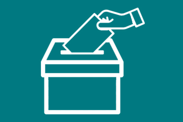 Sharples School Votes in Mock Election