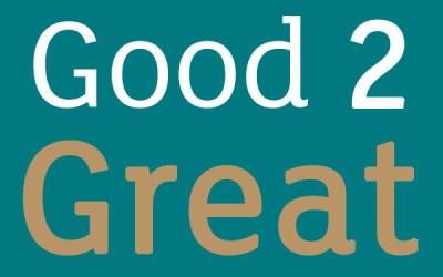 G2G: Green & Black's Talk