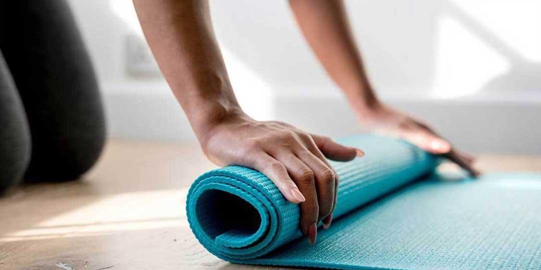 Health Hub Yoga Mat Image
