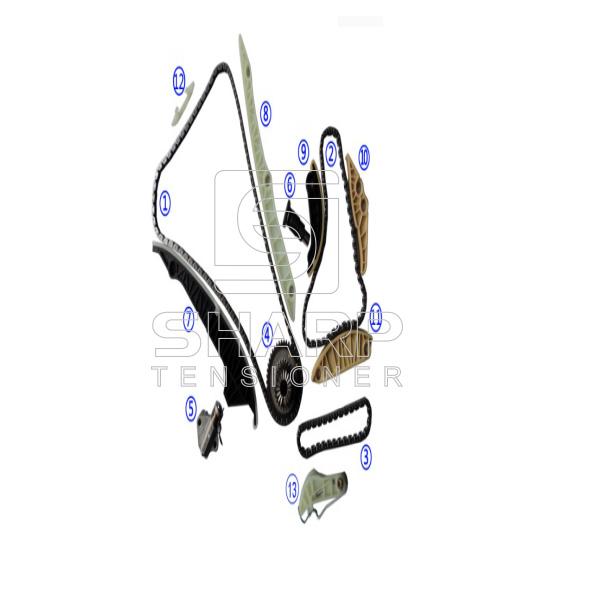 06K109467 FOR VOLKSWAGEN Timing Chain Kit
