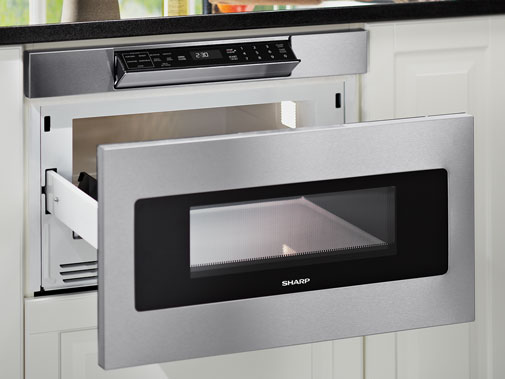 SHARP SMD3070AS Y 30 Microwave Drawer Oven 30 Ovens