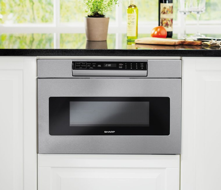 SMD2470ASY Microwave Drawer Oven 24 Inch Drawer Ovens