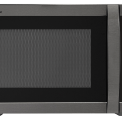 Kitchen Countertop Options Aid Service Smc1452ch: 1.4 Cu Ft Black Stainless Steel Microwave