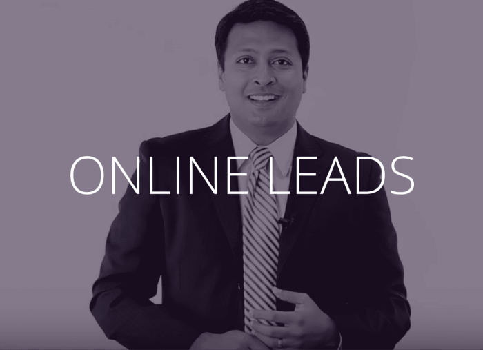 Online Leads Don't Suck | Video