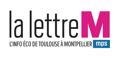Logo La lettre M