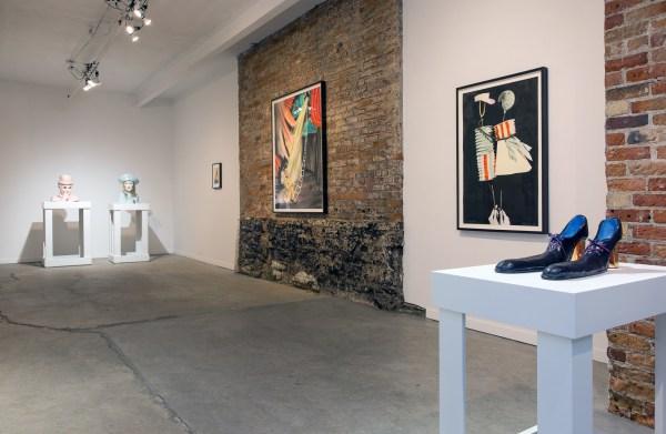Exhibitions Shary Boyle