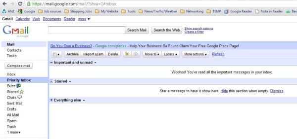 Organising Gmail : Sharyn Munro Virtual Assistance