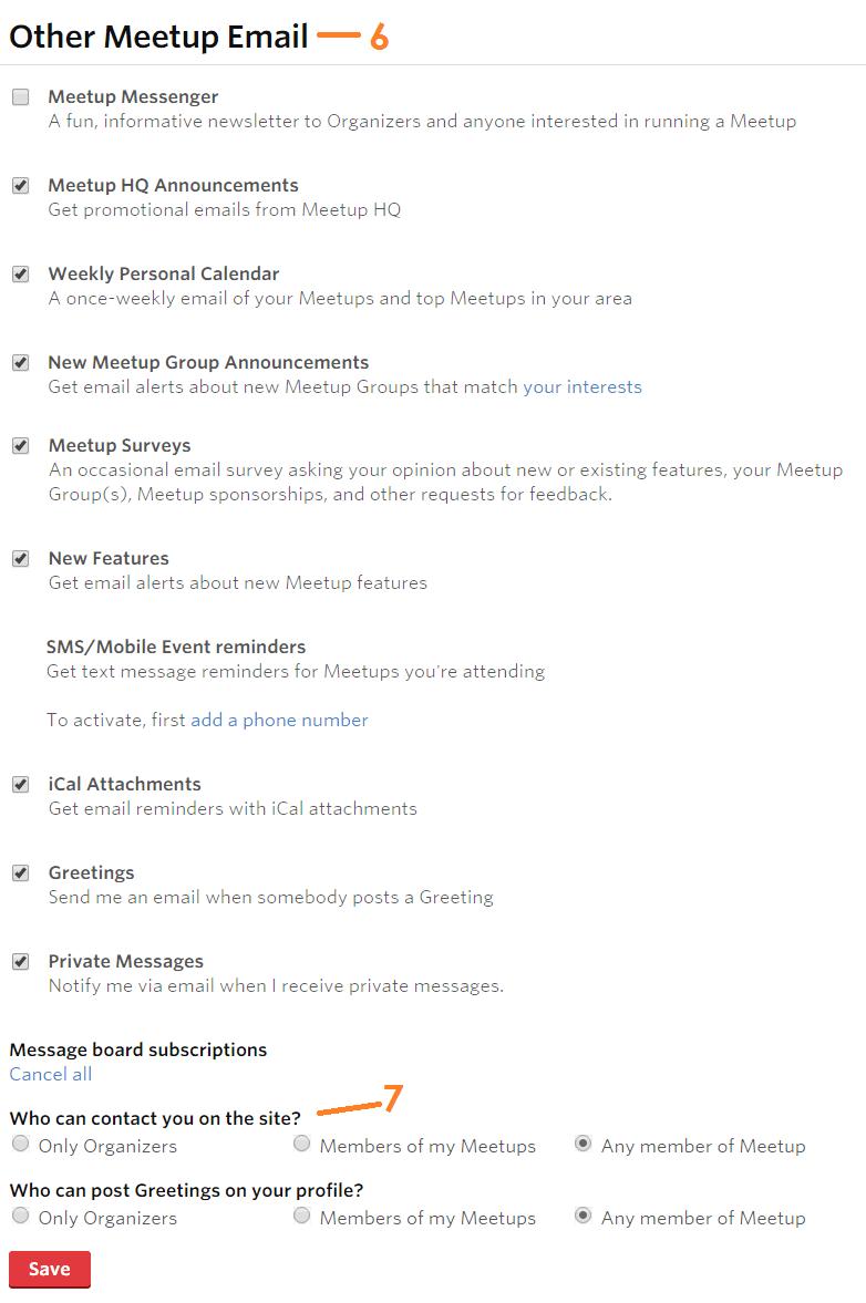 Match meetups-com login