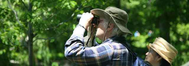 Bird-watching-binoculars
