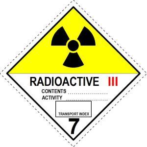7 Radioactive material