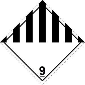 9 Miscellaneous dangerous substances and articles