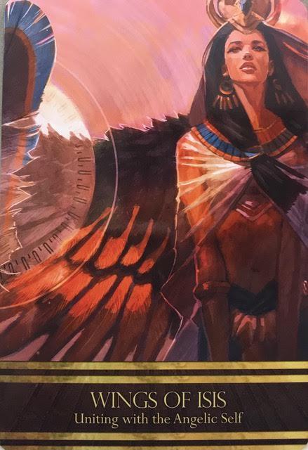 Isis Oracle Card Deck | Shasta Rainbow Angels