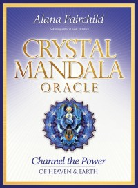 Crystal Mandala Oracle Card Deck | Shasta Rainbow Angels