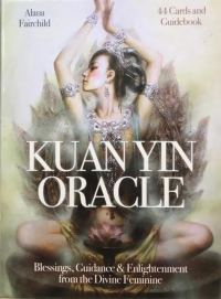 Kuan Yin Oracle Card Deck | Shasta Rainbow Angels