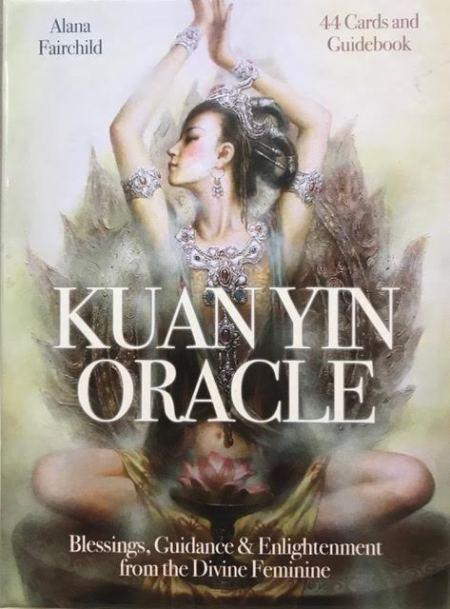 Kuan Yin Oracle Card Deck | Shasta Rainbow Angels