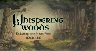 Whispering Woods Inspirational Card Deck | Shasta Rainbow Angels