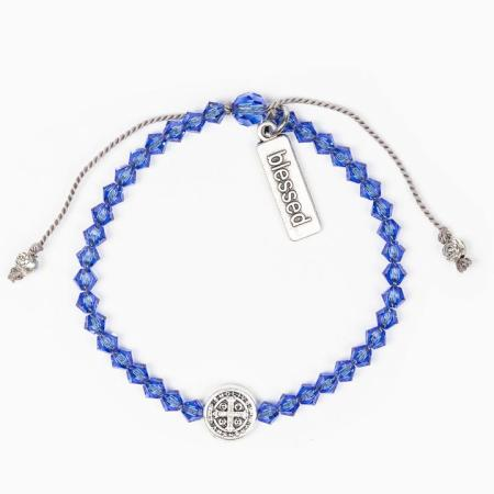 September Birthday Blessings Bracelet | Shasta Rainbow Angels
