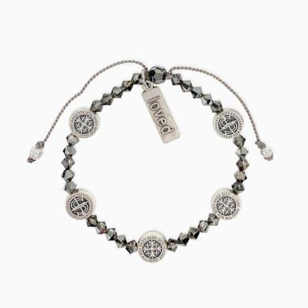 Share the Love Silver Bracelet | Shasta Rainbow Angels