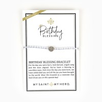 October Birthday Blessings Bracelet | Shasta Rainbow Angels