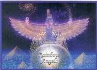 Isis - 5X7 Laminated Altar Card | Shasta Rainbow Angels