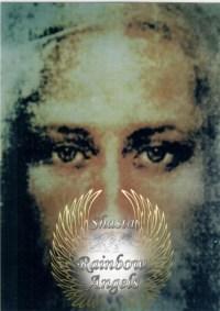 Jesus the Christ (JC2) Laminated 5x7 Art Print | Shasta Rainbow Angels