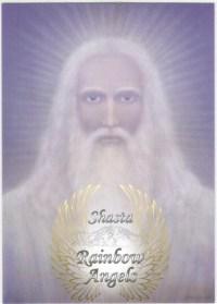 Melchizedek (MK) - 5x7 Laminated Altar Card | Shasta Rainbow Angels