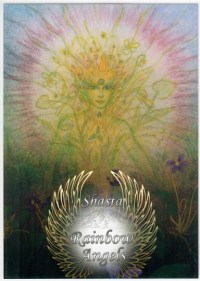 Nature Spirit (NS) Laminated 5x7 Art Print | Shasta Rainbow Angels