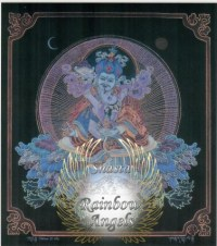 Padmasambhava (PD1) - 5X7 Laminated Altar Card | Shasta Rainbow Angels