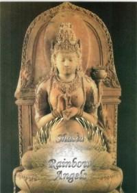 Prajnaparamita (PP) - 5X7 Laminated Altar Card   Shasta Rainbow Angels