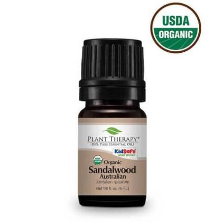 Australian Sandalwood Organic Essential Oils | Shasta Rainbow Angels
