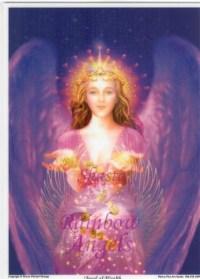 Angel of Wealth (AW) | Shasta Rainbow