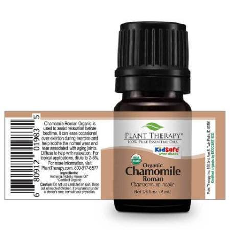 Roman Chamomile Organic Essential Oils | Shasta Rainbow Angels