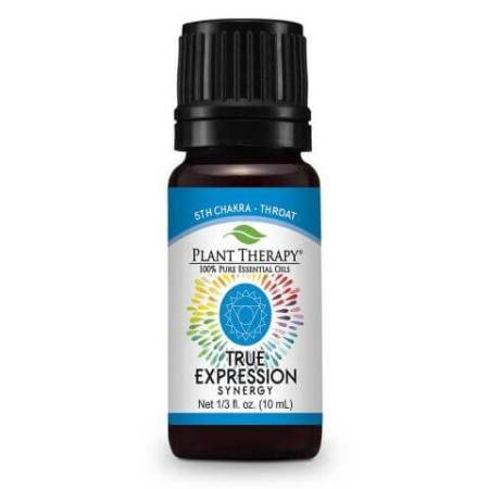 True Expression Throat Chakra 100% Pure Essential Oils   Shasta Rainbow Angels