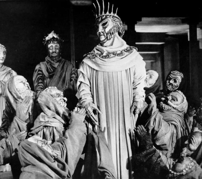Oedipus Rex (07/14/1954)