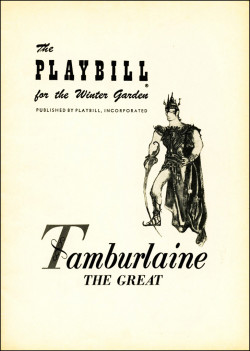 Tamburlaine the Great (01/19/1956)