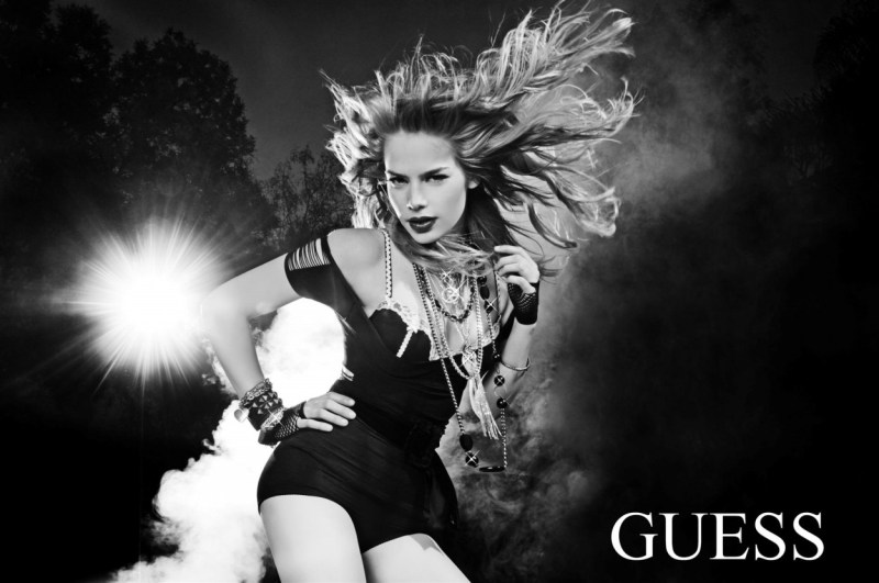 Guess ad campaign
