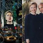 Hillary Clinton and Shaun Alexander Fashion Photographer