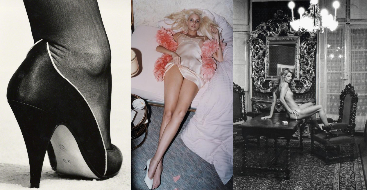 High Fashion Photography by Helmut Newton